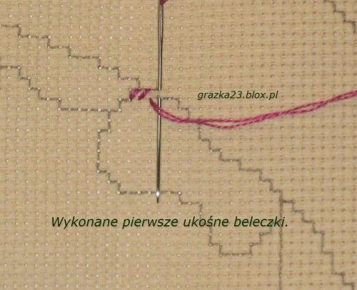 haftowanie krzyżykami #PodstawyHaftuKrzyzykowego #HaftKrzyżykowy #KursHaftuKrzyżykowego