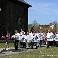 Foto Sylwester Nicewicz - Odpust w Kuziach #Kapliczka #Kuzie #Kościół #odpust #Kuziach #Wojciech #Wojciecha #gmina #Zbójna #woj #podlaskie