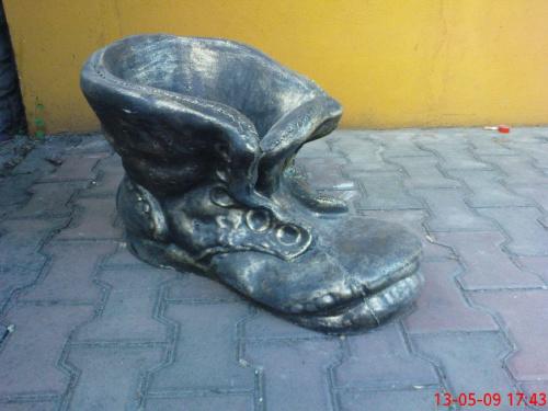 Galanteria betonowa Amiplast #beton #galanteria #figury #ogrodowe #amiplast
