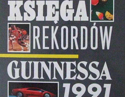 Świece rekordzistki Guinessa