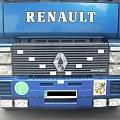 #Renault #Magnum #przód