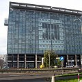 Warszawa -Al. Armi Ludowej #budynek #warszawa #widok
