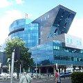 Warszawa- ul. Domaniewska #budynek #warszawa #widok