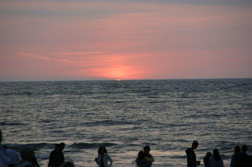 #ZachódSłońca #łeba