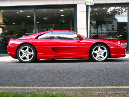 ferrari 355 #auto #Ferrari355 #fura #samochód #car #photo #image