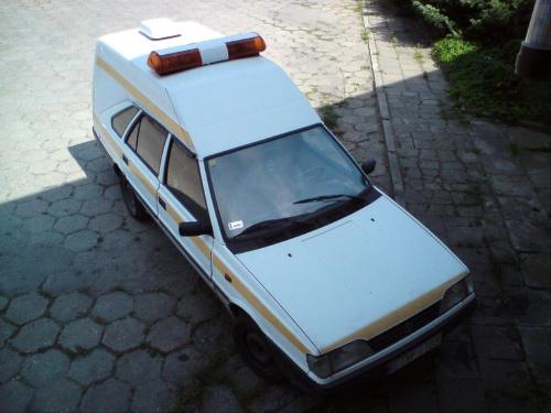Polonez którego zastapił Fiat Doblo #Polonez #MZK #TomaszówMazowiecki