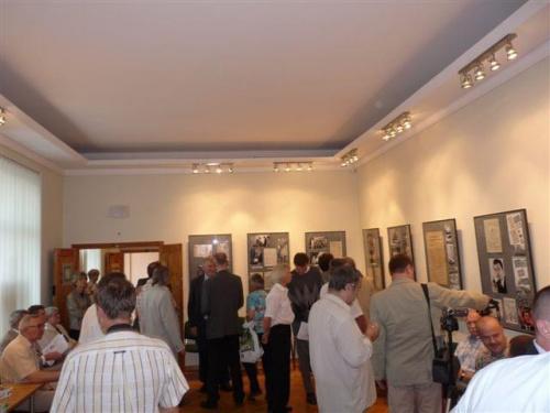 otwarcie wystawy dokumentującej działalność lubelskiej KPN