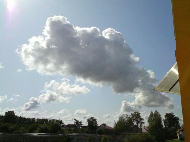 Chmura #Chmura #niebo