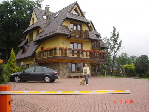 Na urlopie w Tatrach
