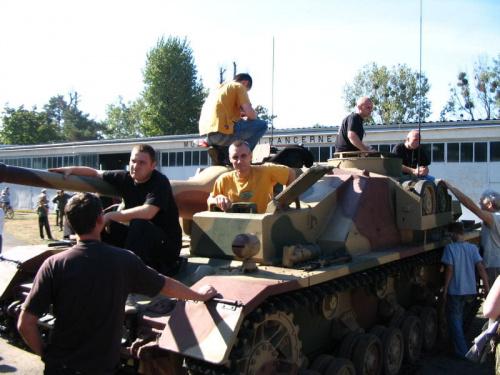 Piterpanzer and stug IV