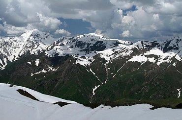 Trzytysięczniki #góry #kirgistan