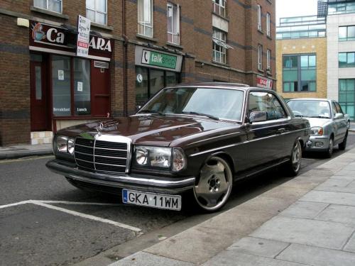 mercedes w123 #auto #fura #mercedes #samochód #w123 #car #photo #image