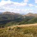 Przełęcz Goprowska #Góry #Bieszczady #Rozsypaniec #Halicz #Tarnica