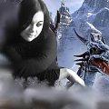 #smok #fantasy #elf #dragon