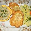 Mintaj w cieście sezamowym #ryba #mintaj #sezam #obiad #jedzenie #gotowanie #kulinaria #PrzepisyKulinarne