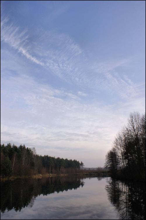 Powrót na fotosik z nowym sprzętem :) #jezioro #jesień