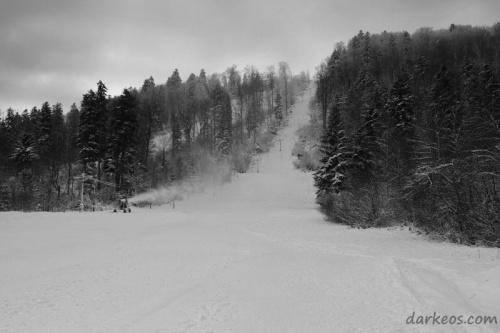 #stok #narty #Zima2010 #góry #bieszczady #ferie #mróz