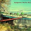 Bydgoska barka ELLA #barka #BydgoskiWęzełWodny #bydgoszcz #MariuszKrajczewski