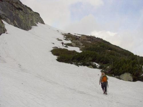 Czerwonym szlakiem na Śnieżkę_Kociął Łomniczki_maj 2010 #KociąłŁomniczki #góry #Karkonosze #Śnieżka