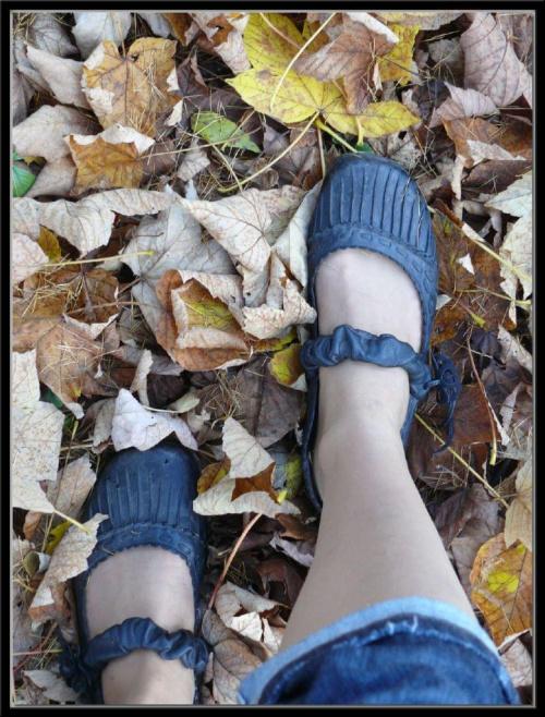 taki mały jesienny spacerek ;P