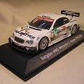 Mercedes-Benz V8 DTM 2006 Minichamps 1:43 #Mercedes #DTM #Minichamps #wyścigi #model #modele #kolekcja #rzadki #rarytas #unikat #modelarstwo