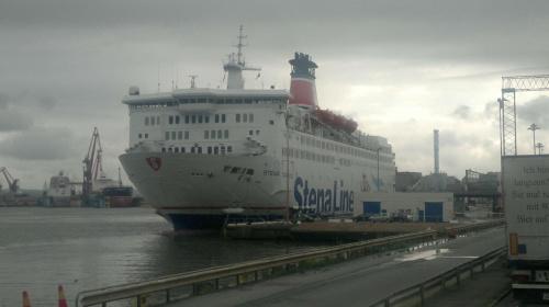 Stena Danica #prom #Geteborg #Stena #StenaLine #Dania #Szwecja #terminal