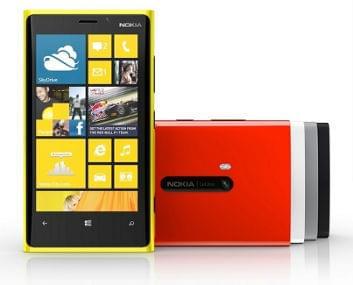 Nokia pokazała telefon Lumia 920
