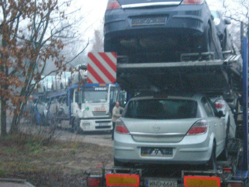 #Astra #laweta #Opel #samochód