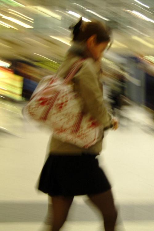 bez opisu - wszystko widac #Londyn #kobiety #dziewczyny #ulica #miasto