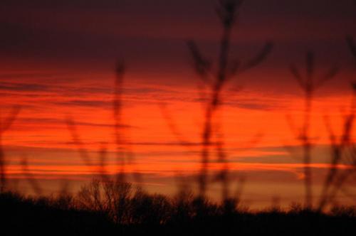 Czerwone Chmury