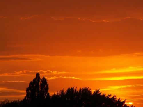 zachód Słońca #zachód #słońce