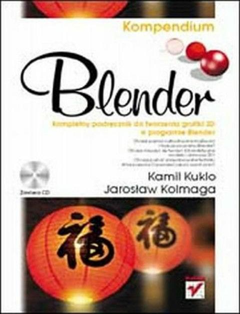 Blender. Kompendium [eBook PL]