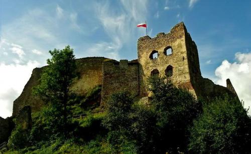 Czorsztyn w pelnej okazalosci:) #czorsztyn #evasaltarski #zamek