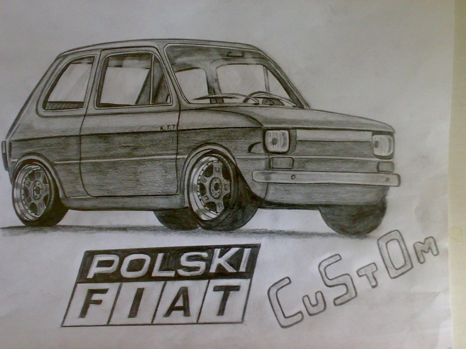 6 - Fiat 126P Custom -
