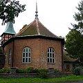 Stare, cudowne zabudowania, maleńki kościółek #Stegna #NadMorzem #miasteczko #wakacje